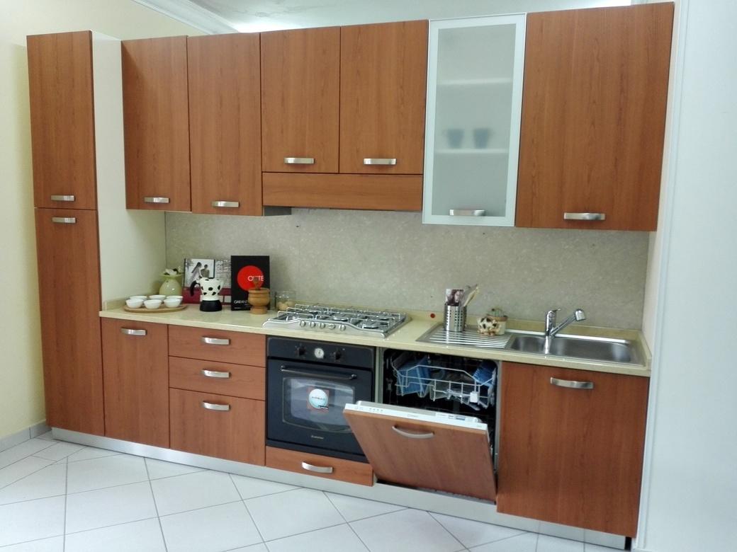 Zoe cucina moderna con elettrodomestici e top in okite - Elettrodomestici cucina ...
