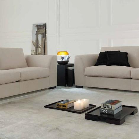Valdichienti divano oscar ecopelle divani a prezzi scontati - Divano profondita 75 ...
