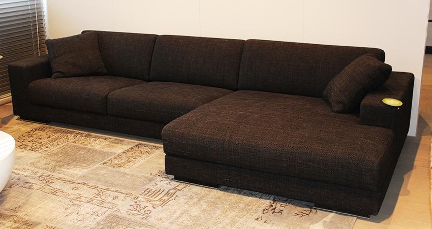 Arketipo divano best divani con chaise longue tessuto for Chaise longue divano