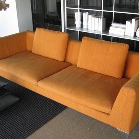 B b divano rivestimento divano charles b b italia divani a prezzi scontati - Divano letto b b italia ...