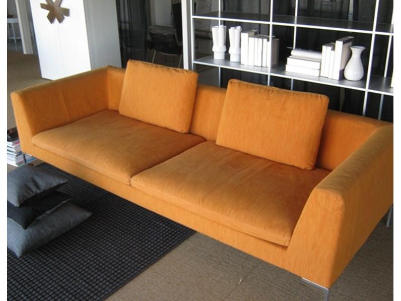 b b divano rivestimento divano charles b b italia