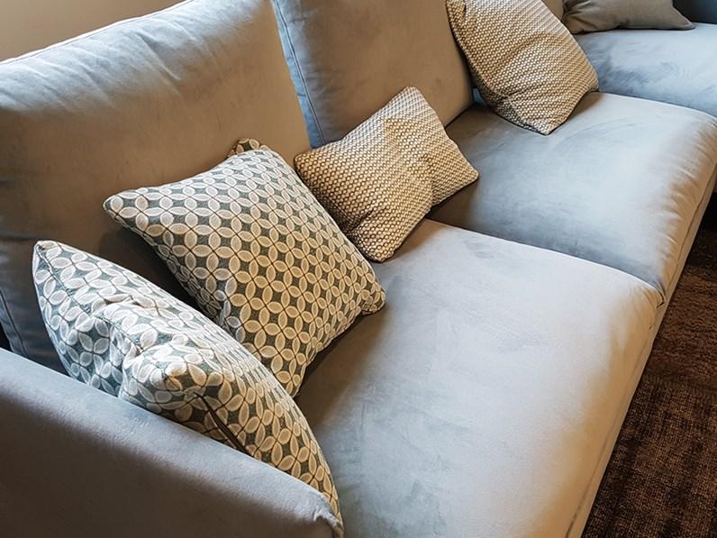 Biba divano link divani con chaise longue altro divano 4 posti - Divano 4 posti con chaise longue ...