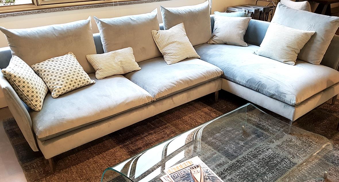 Biba divano link divani con chaise longue altro divano 4 for Divano 4 posti