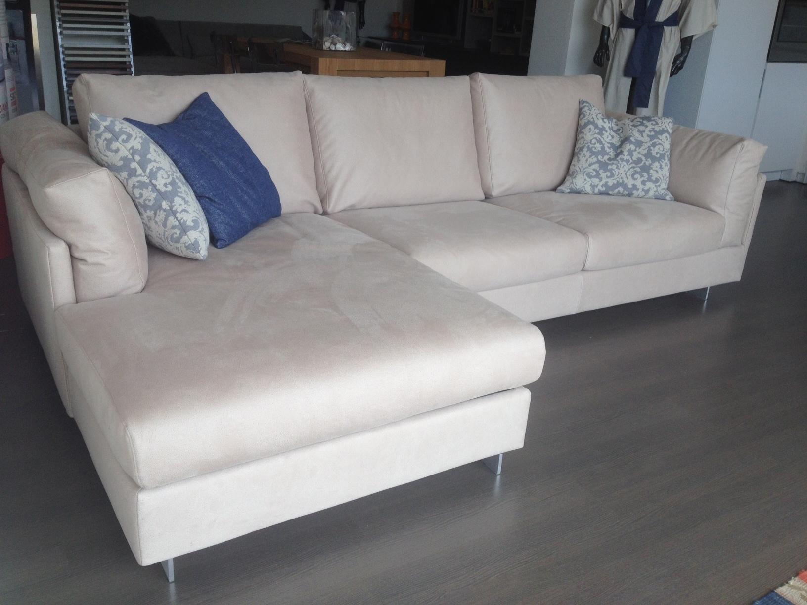 ... 40 % divano con penisola biba salotti modello zeno plus divano biba