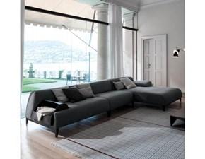 Bonaldo Cave divano con portaoggetti