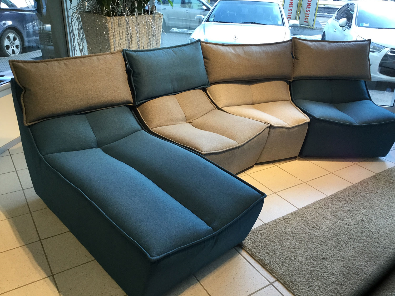 calia divano hip hop divani lineari tessuto divano 3 posti