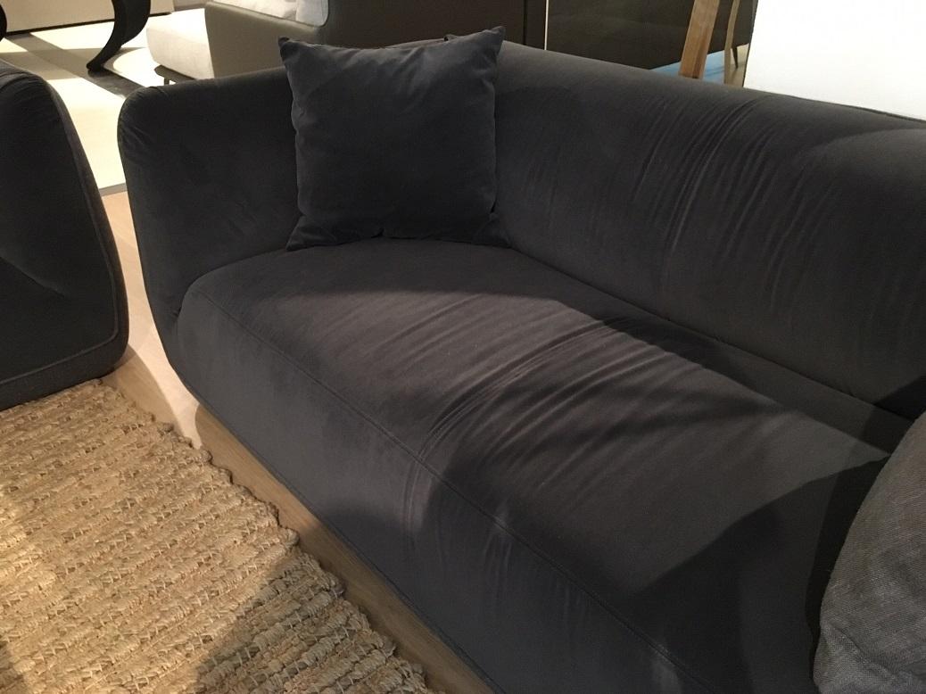 Calligaris divano fashion supersoft scontato del 60 divani a prezzi scontati - Profondita divano ...