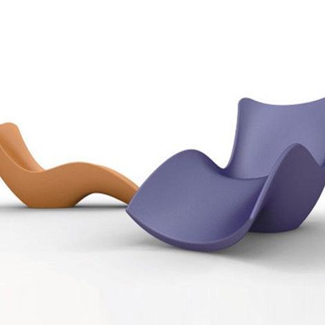 Chaise longue di design Surf - Divani a prezzi scontati