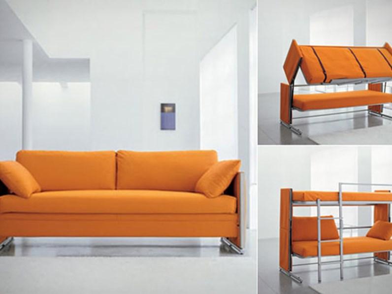 Clei divano doc a prezzo scontato for Nuovo arredo divani letto