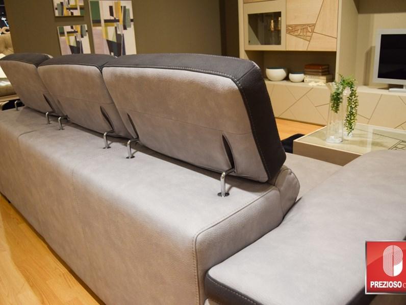 Comp divano preziosof blusa scontato del 56 divani a - Prezioso mobili castelvolturno ...