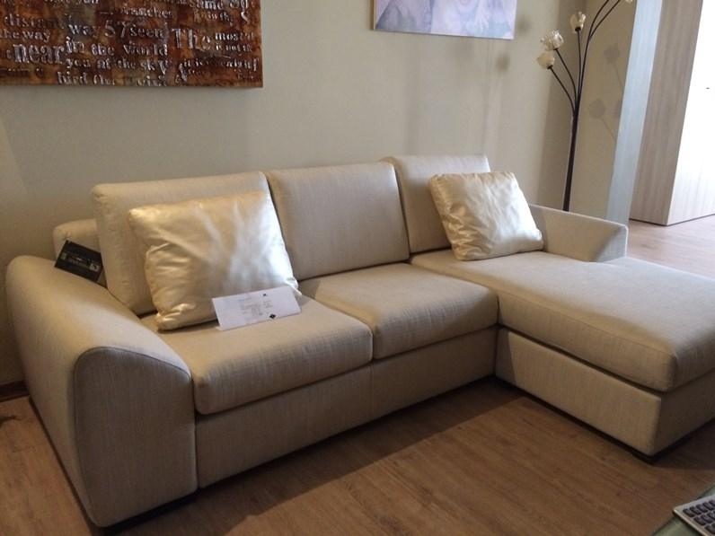 Con chaise longue in poliuretano con seduta fissa mino di - Imbottitura divani poliuretano ...