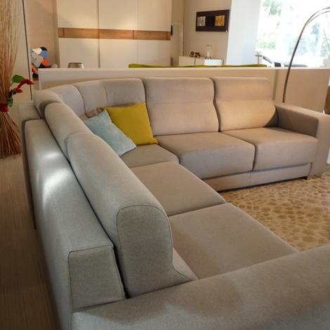 Confort line divano radha divani angolari divani a - Divano le confort ...