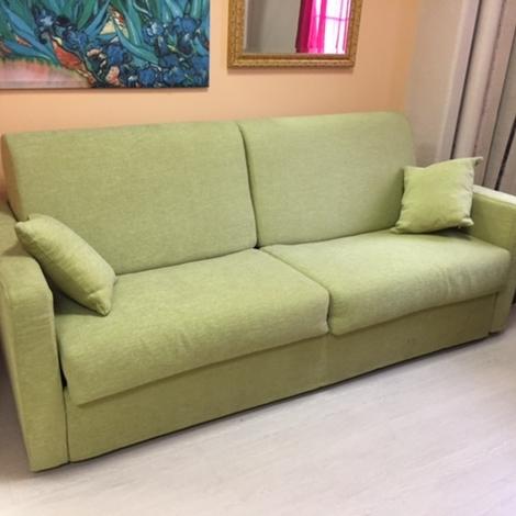 Crippa divani letti divano erica divani letto tessuto for Divano letto 3 posti prezzi