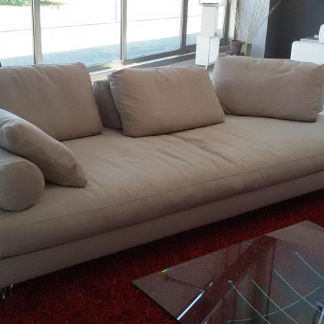 Dema divano fly tessuto scontato del 40 divani a prezzi scontati - Altezza schienale divano ...