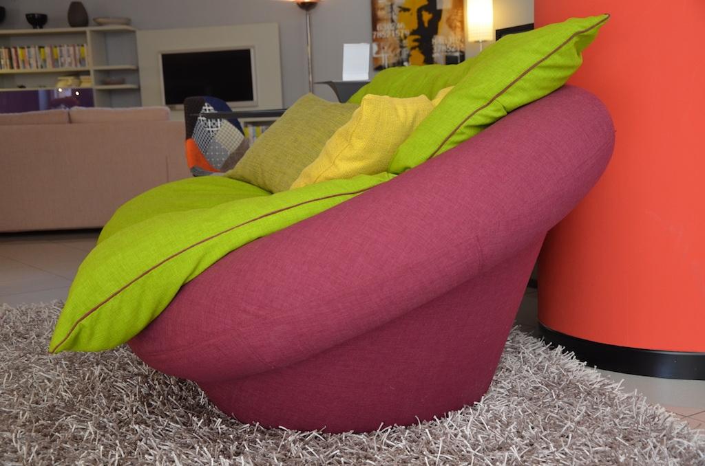 Divano design tangeri di giovannetti scontato del 60 for Arredamento design scontato