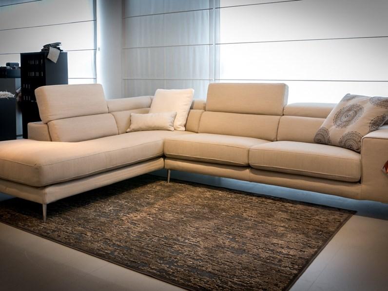 Ditre italia divano anderson angolare scontato del 35 for Mondini arredamenti