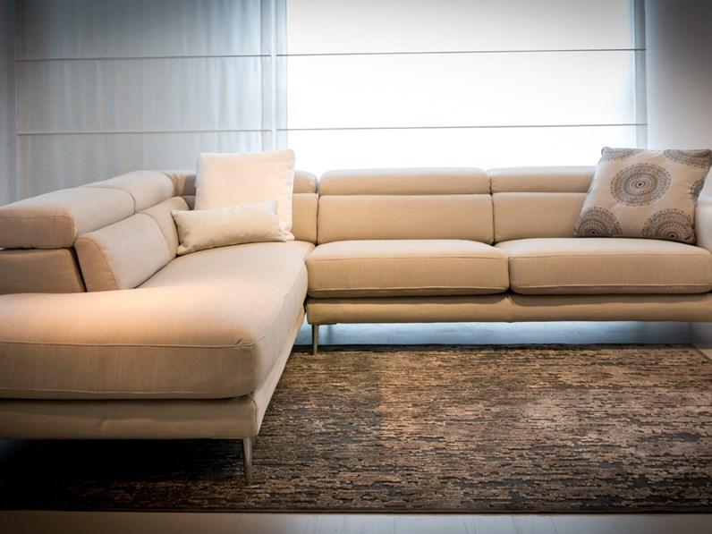Ditre italia divano anderson angolare scontato del 35 - Divano anderson ditre ...