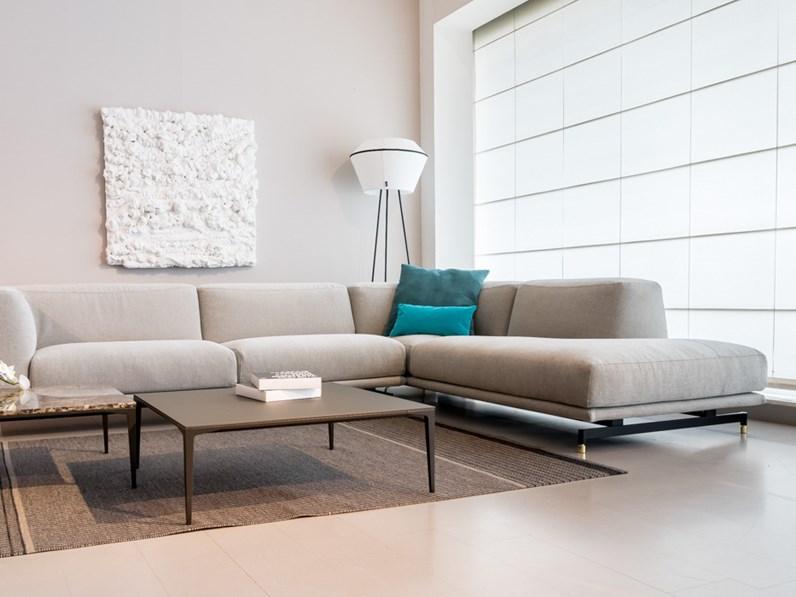 Ditre italia divano angolare st germain scontato del 35 for Mondini arredamenti