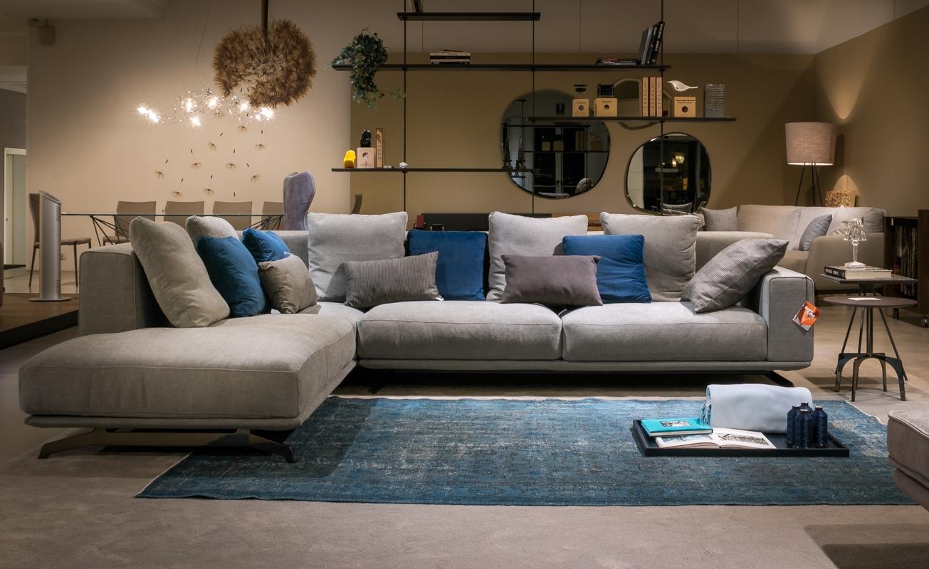 Ditre italia divano dalton soft scontato del 40 divani for Ditre italia divani