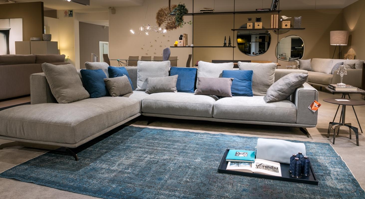 Ditre italia divano dalton soft scontato del 40 divani for Divani ditre