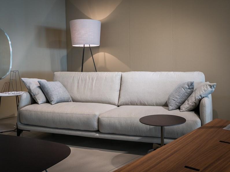 Ditre italia divano lineare elliot scontato del 35 for Mondini arredamenti