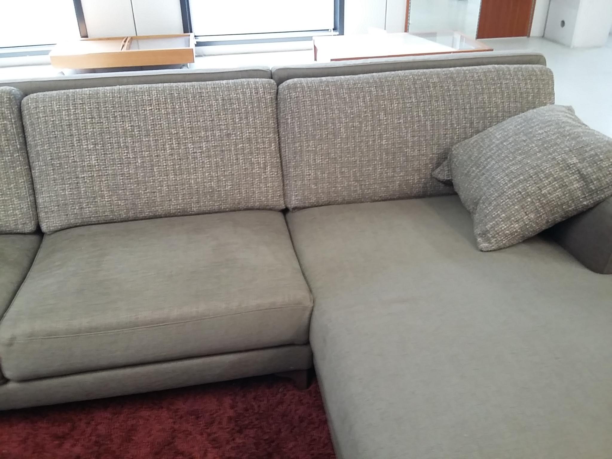 Ditre italia divano morrison divani con chaise longue - Divani letto chaise longue ...