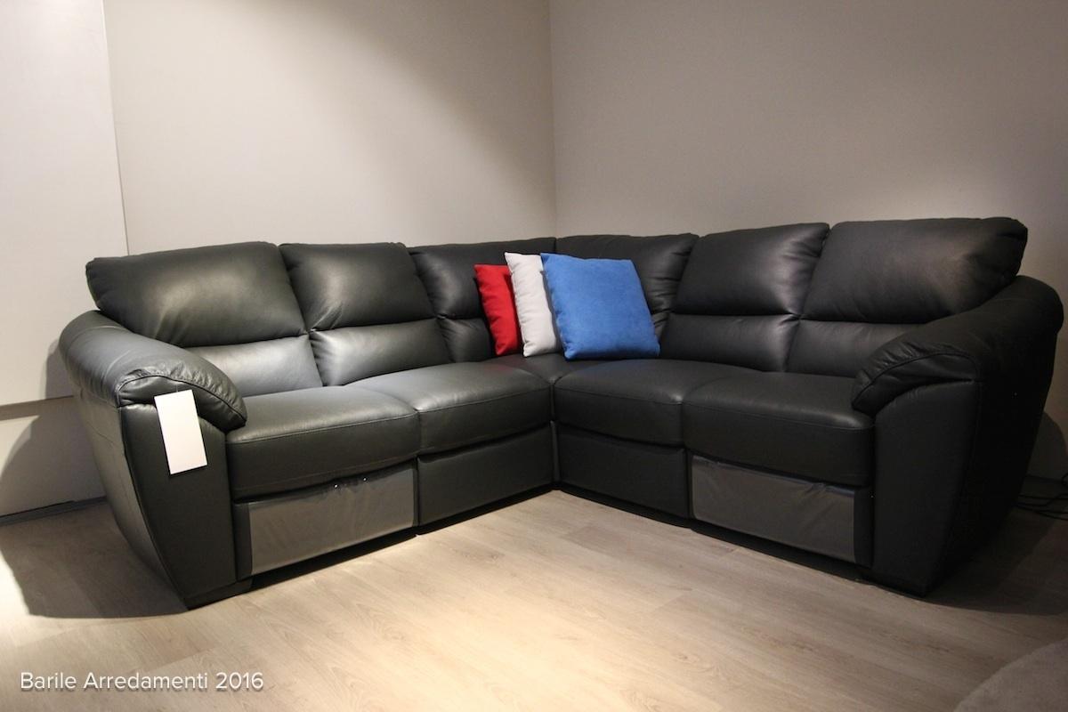 divani divani by natuzzi divano angolare luna pelle