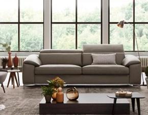 divani in tessuto scontato del 35%