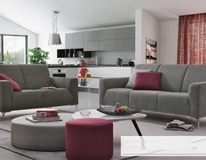 divani in tessuto scontato del 40%
