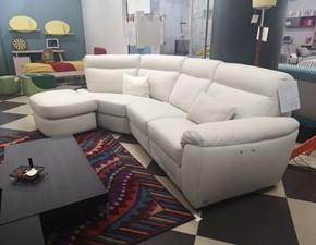 Divani letto con penisola Charles Doimo sofas in Offerta Outlet
