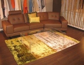 Divani letto con penisola in Pelle River Doimo sofas