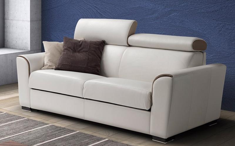 divani letto delta salotti modello ciak in sconto divani