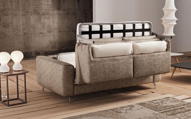 Divani letto delta salotti modello vieste divani a for Divano letto dimensioni ridotte