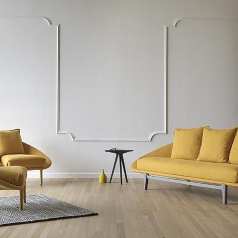 Divano 2 poltrone lem by miniforms nuovo a prezzo - Fusti divani e poltrone ...
