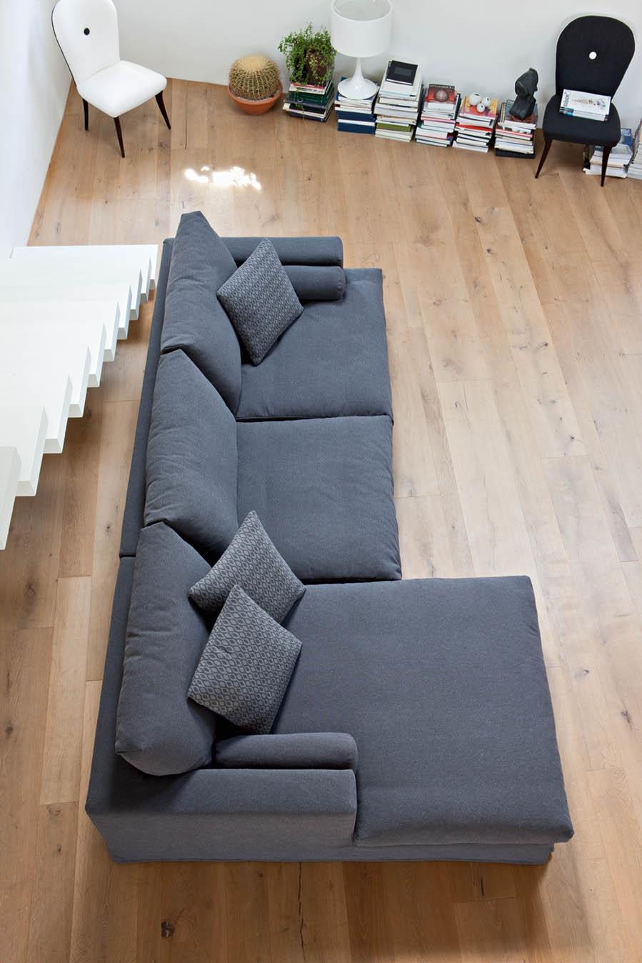 Divano 3 2 in tessuto divani a prezzi scontati for Divano tessuto