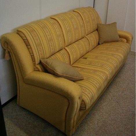 Divano poltromot salotti pedro scontato del 49 divani - Lunghezza divano 3 posti ...