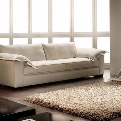 Divano sfoderabile con rivestimento in lino divani a prezzi scontati - Rivestimento divano costo ...