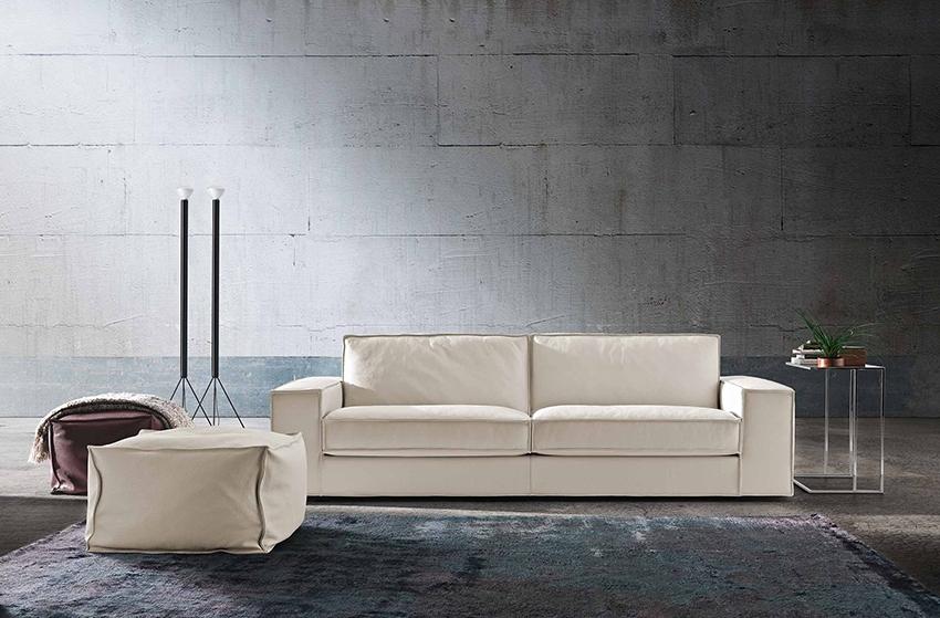 Divano a 3 posti di design by gurian modello in vera for Divano 7 posti prezzo