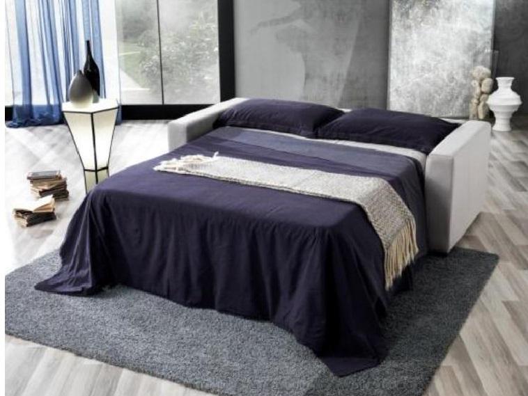 Divano a letto matrimoniale in tessuto scontatissimo divani a prezzi scontati - Divano letto matrimoniale prezzo ...