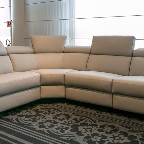 Divani angolo prezzi idee per il design della casa - Divano meccanismo relax ...