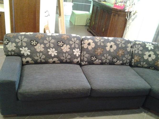 Divano ad angolo modello giove di redaelli salotti divani a prezzi scontati - Divano ad angolo prezzi ...