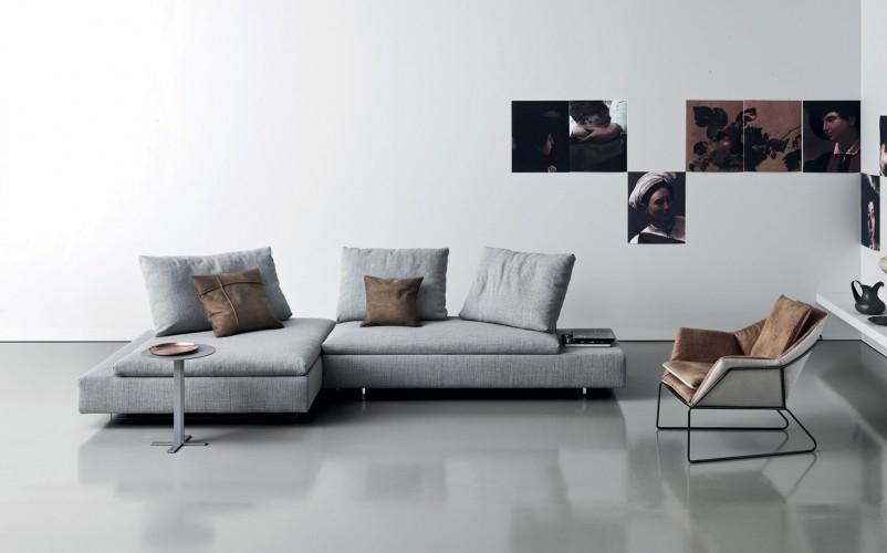Divano ad angolo saba modello limes divani a prezzi scontati for Divani saba prezzi