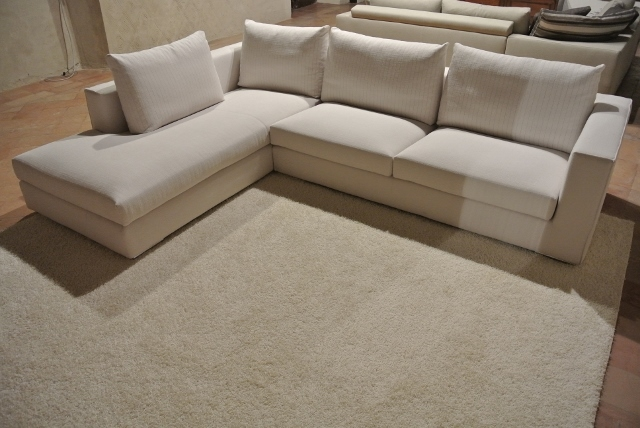 Divano ad angolo scontato 11841 divani a prezzi scontati - Misure divano ad angolo ...