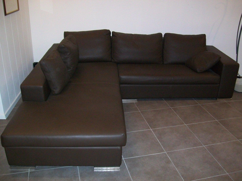 Divano ad angolo divani a prezzi scontati - Divano ad angolo in pelle ...