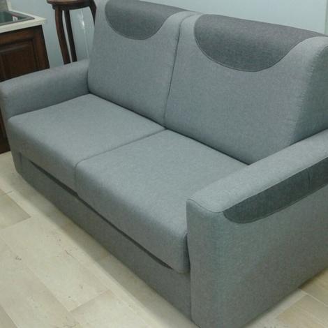 Divano aerre salotti modello vivaldi tessuto divani a - Divani letto comodissimi ...