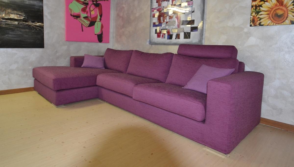 Divano alberta salotti broadway divani a prezzi scontati - Costo rivestimento divano ...