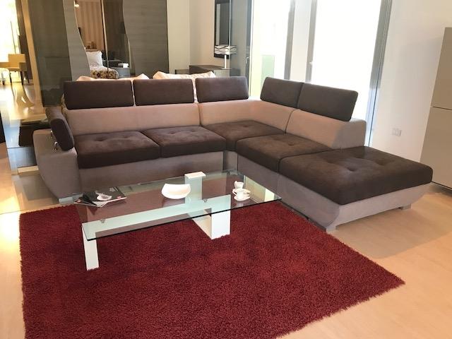 Divano angolare 5 posti modello paris di mobiladalin in - Offerta divano angolare ...