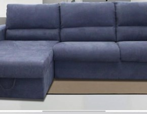 Divano angolare Art.129 divano letto alex 2 con contenitore Collezione esclusiva a PREZZO OUTLET