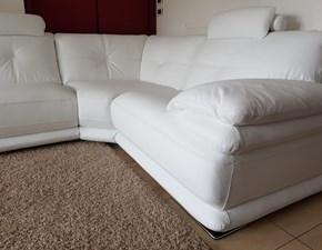 Divani prezzi outlet sconti online 60 70 - Copridivano angolare per divano in pelle ...