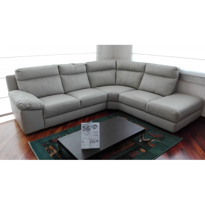 Divano angolare calia modello taylor scontato divani a - Divano angolare ...